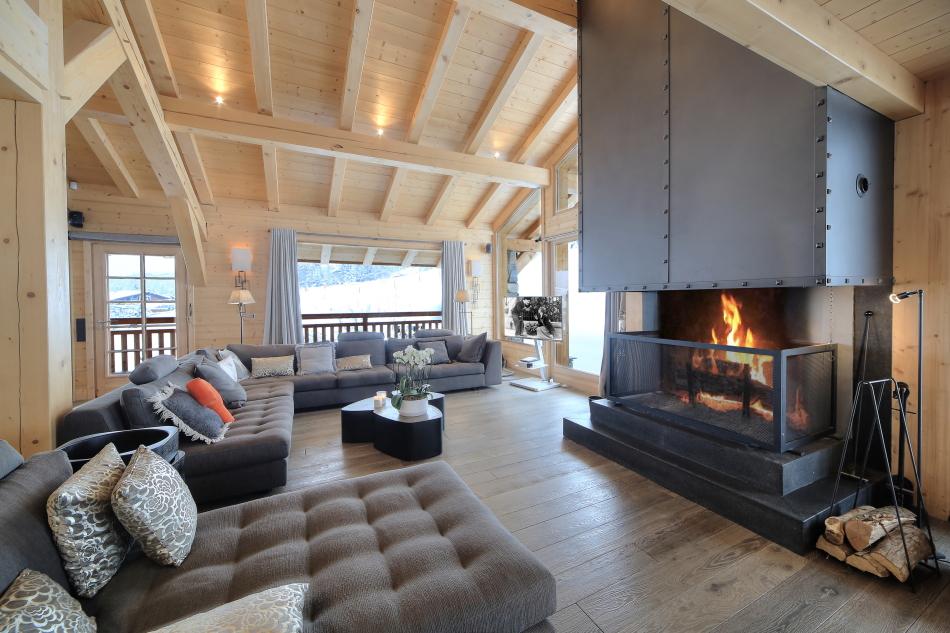 Voir le détail MEGEVE Villa 5 pièces (300 m2), 3 chambres
